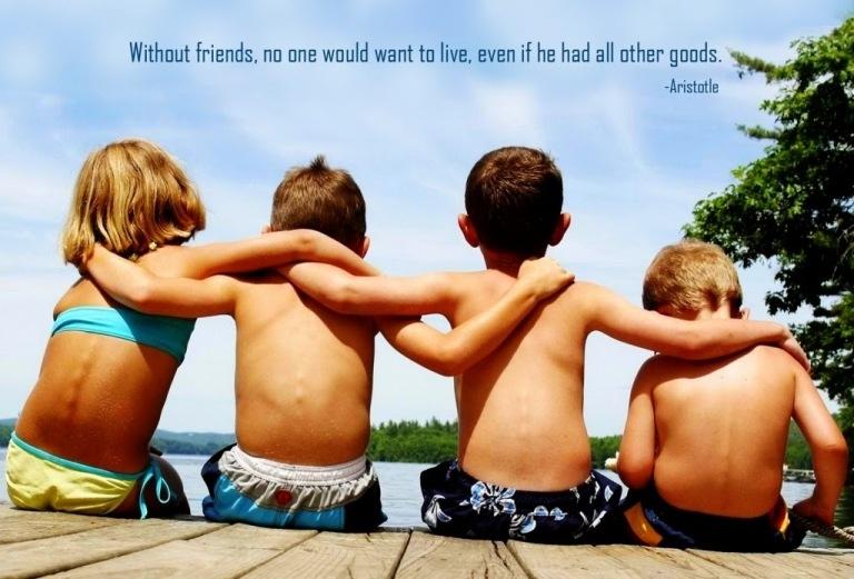Bài văn cảm nghĩ về tình bạn số 3