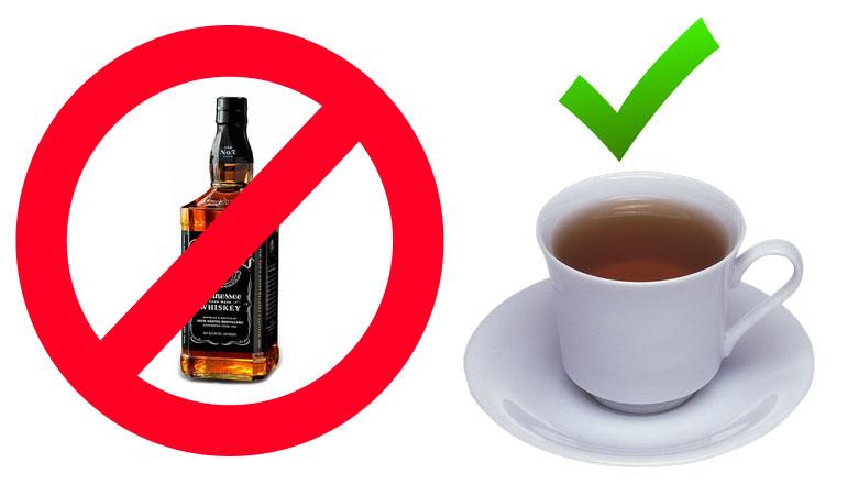 Bài văn thuyết minh về tác hại của rượu số 8