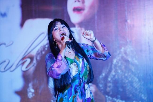 Ca sĩ Ngọc Ánh