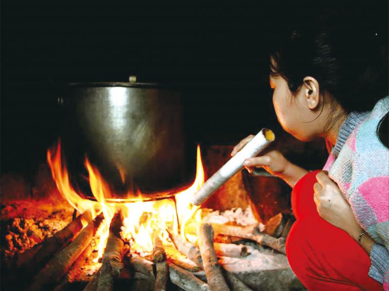 Bài văn phân tích hình ảnh bếp lửa số 2