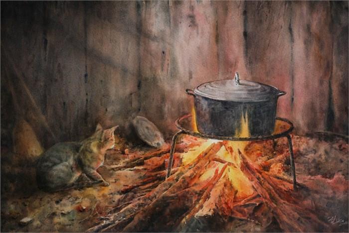 Bài văn phân tích hình ảnh bếp lửa số 5