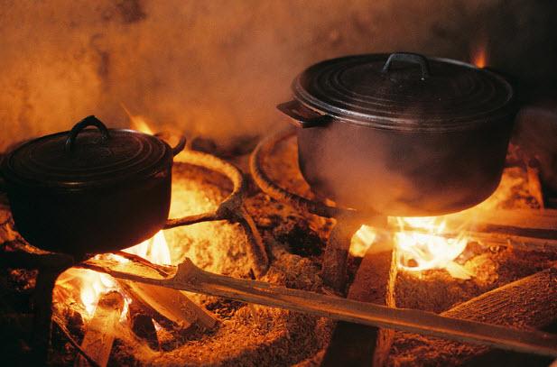 Bài văn phân tích hình ảnh bếp lửa số 10