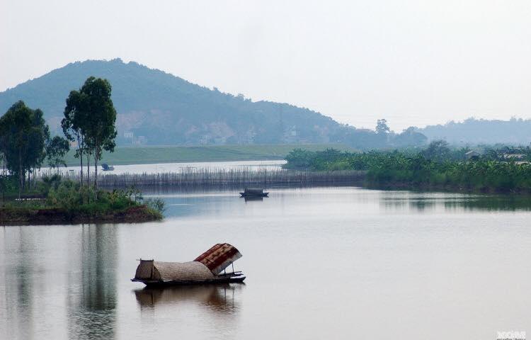 Bài văn tả dòng sông quê hương số 12