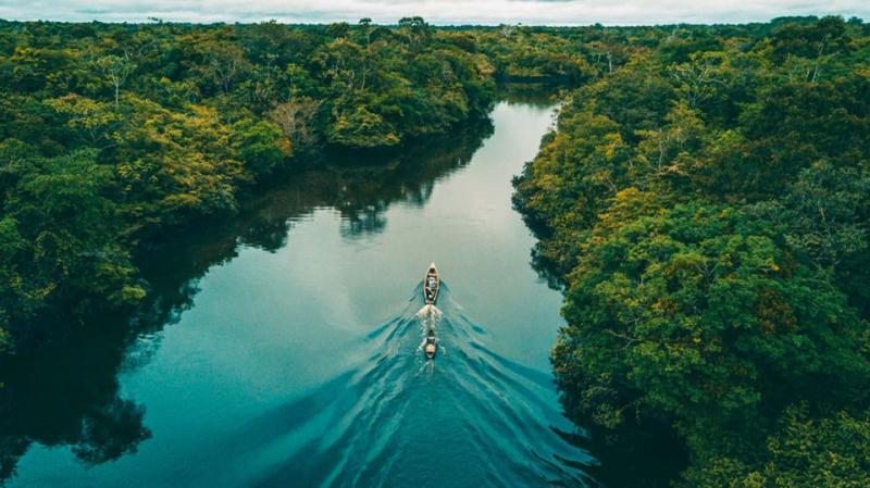 Bài văn tả dòng sông quê hương số 19
