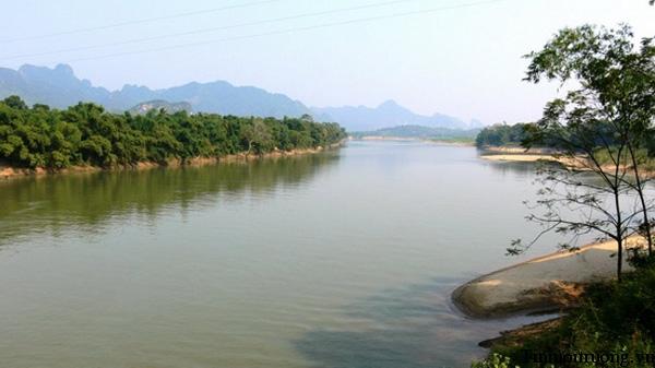 Bài văn tả dòng sông quê hương số 21