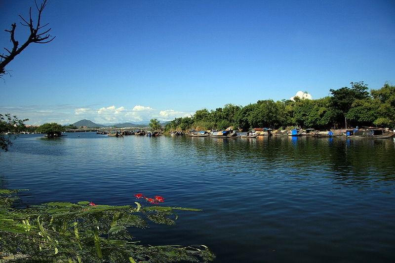 Bài văn tả dòng sông quê hương số 22