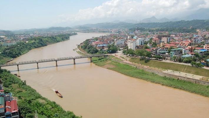 Bài văn tả dòng sông quê hương số 23