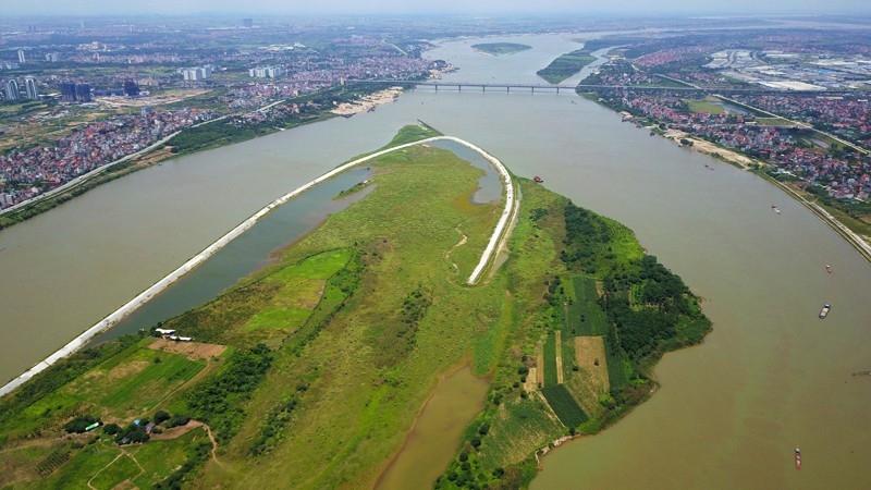 Bài văn tả dòng sông quê hương số 24