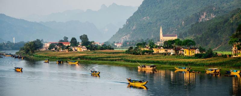Bài văn tả dòng sông quê hương số 30