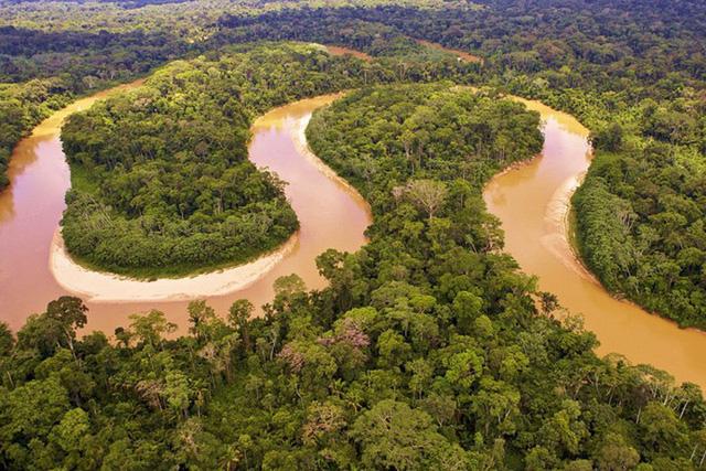 Bài văn tả dòng sông quê hương số 11