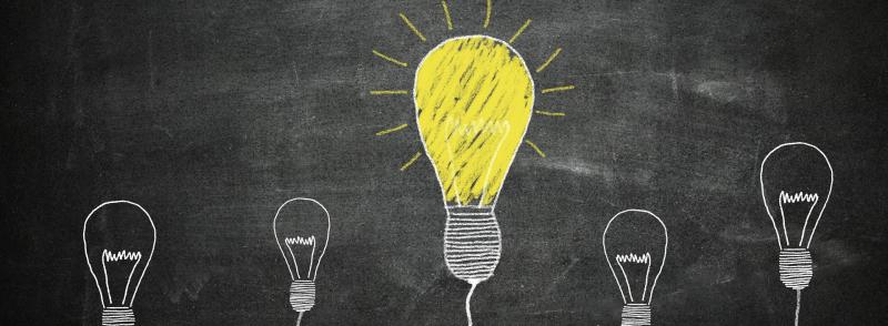 Cần biết biến tấu ý tưởng của người khác thành của mình