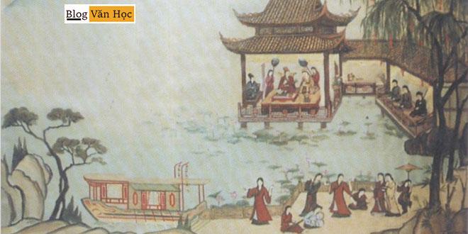 Chuyện cũ trong phủ chúa Trịnh (trích Vũ Trung tùy bút - Phạm Đình Hổ) - Bài 3