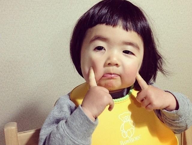 Cô công chúa nhỏ đáng yêu