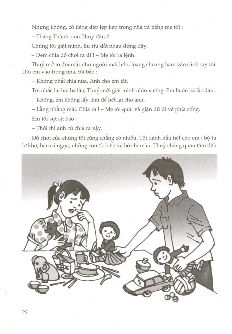 Cuộc chia tay của những con búp bê - Bài 3