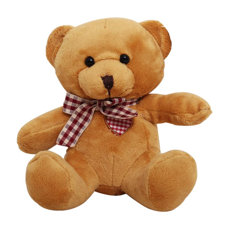 Dàn ý bài văn: Tả con gấu bông