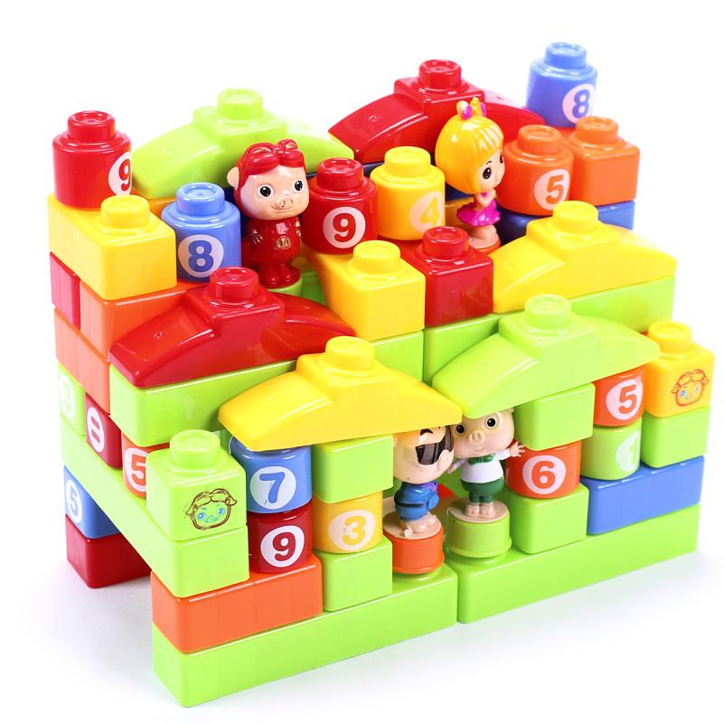Dàn ý bài văn: Tả hộp đồ chơi xếp hình