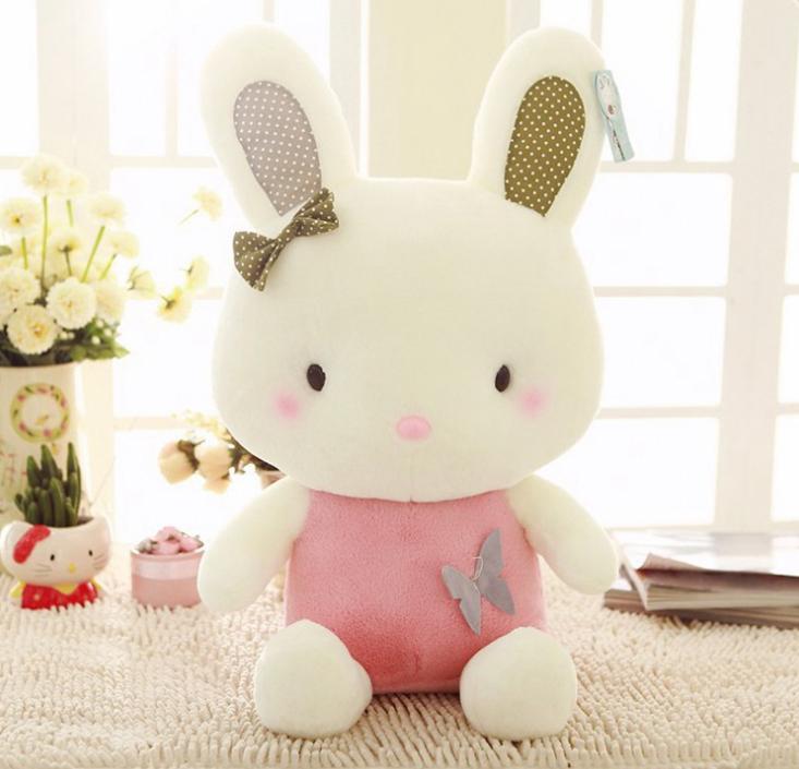 Dàn ý bài văn: Tả một chú thỏ nhồi bông