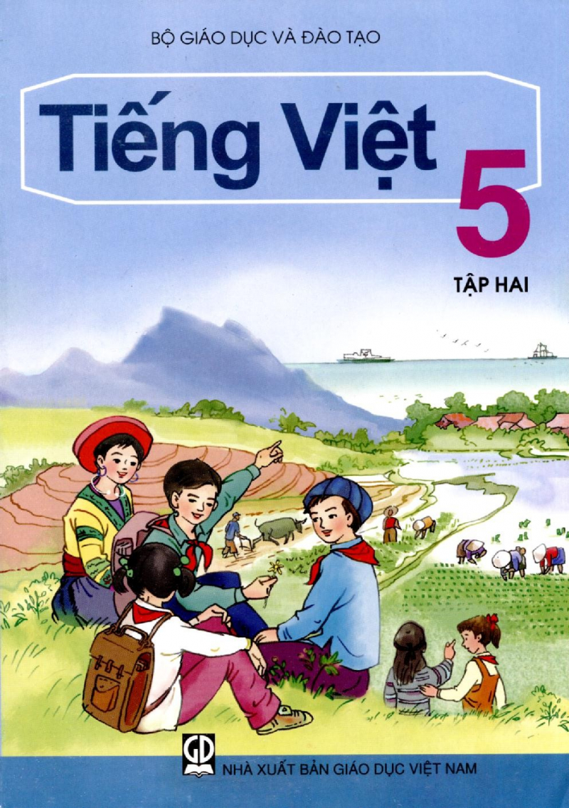 Dàn ý bài văn: Tả quyển sách Tiếng Việt lớp 11 tập 2