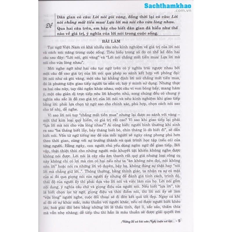 Đọc kỹ đề bài trước khi làm bài