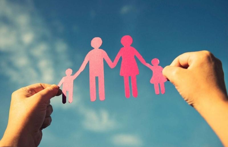 Gia đình là món quà tuyệt vời