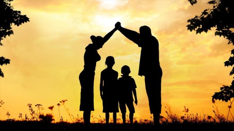 Gia đình là nơi nuôi dưỡng tâm hồn mỗi con người