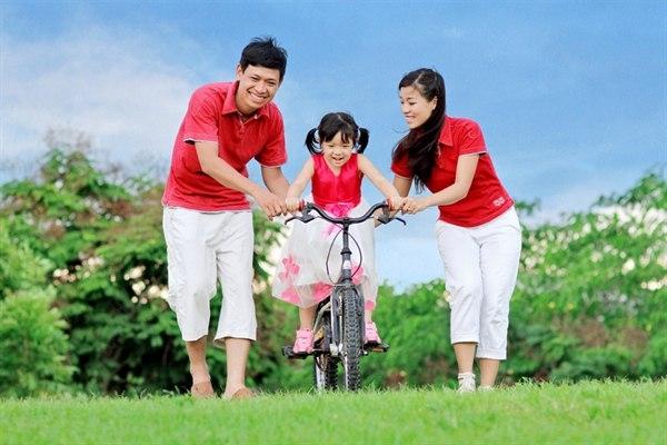 Hãy luôn yêu thương gia đình của mình