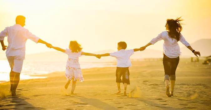 Tình cảm gia đình là nguồn sức mạnh nâng đỡ ta