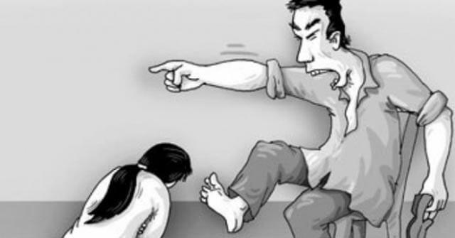 Bài văn nghị luận xã hội về bạo lực gia đinh số 1
