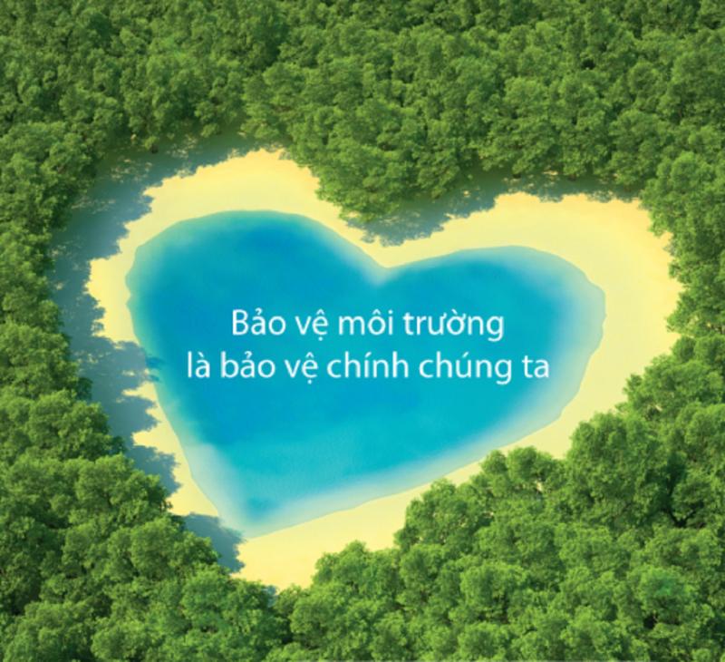 Bài văn chứng minh bảo vệ môi trường là bảo vệ cuộc sống của chúng ta số 3