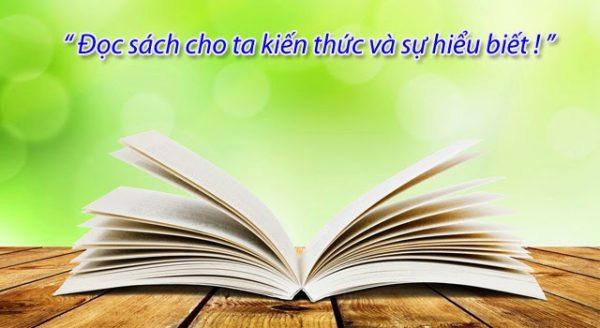 Bài văn chứng minh rằng cần phải chọn sách mà đọc số 9