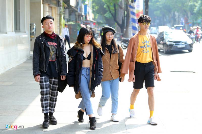 Bài văn nghị luận về trang phục của giới trẻ hiện nay số 7