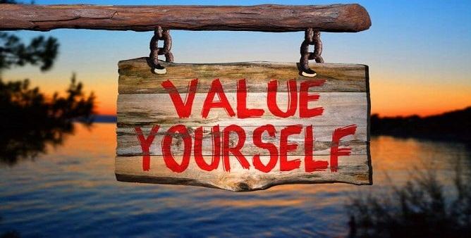 Bài văn nghị luận xã hội về giá trị của bản thân số 6