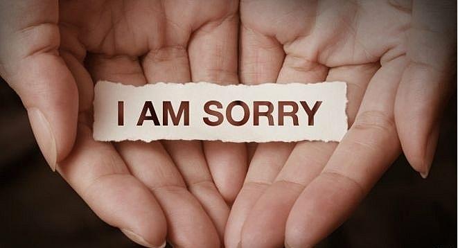 Bài văn nghị luận xã hội về giá trị của lời xin lỗi số 5