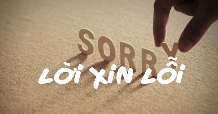 Bài văn nghị luận xã hội về giá trị của lời xin lỗi số 7