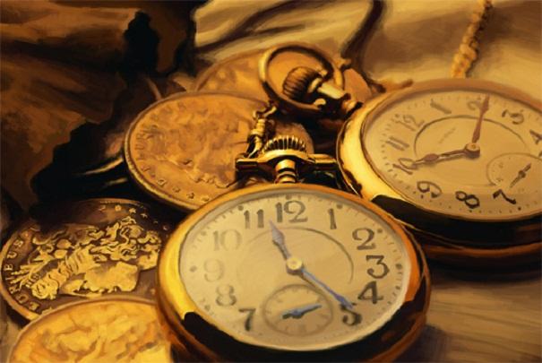 Bài văn nghị luận xã hội về giá trị của thời gian số 7