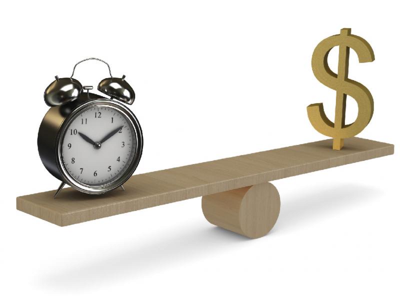 Bài văn nghị luận xã hội về giá trị của thời gian số 8