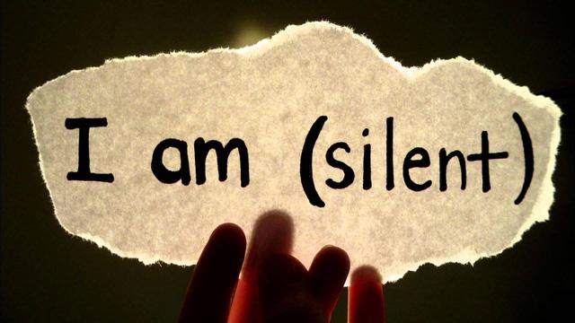 Bài văn nghị luận về sự im lặng đáng sợ của người tốt số 8