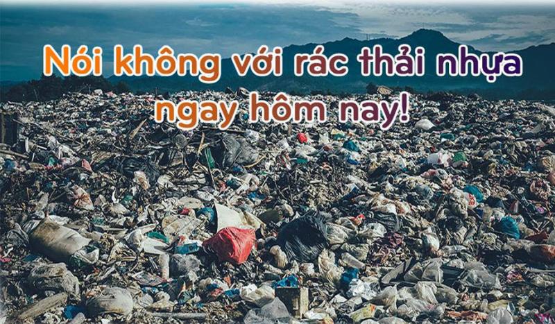 Bài văn nghị luận về vấn đề rác thải nhựa số 3