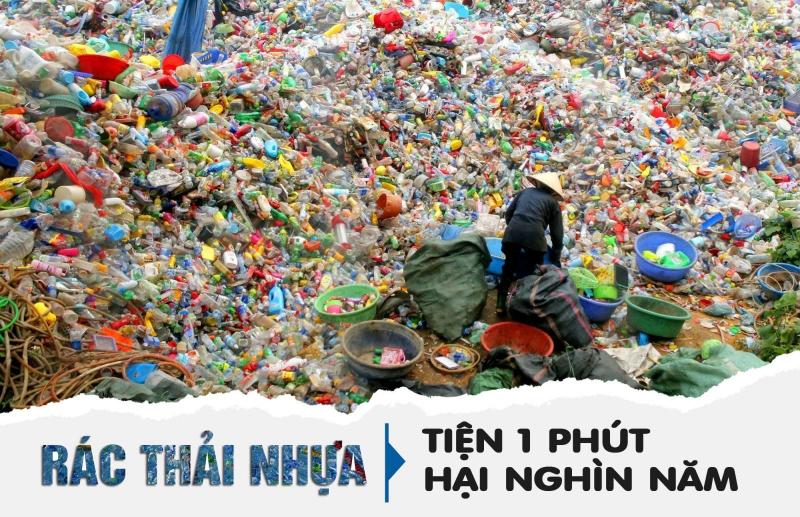 Bài văn nghị luận về vấn đề rác thải nhựa số 4