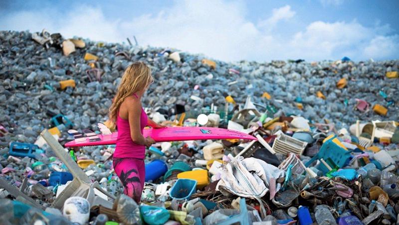 Bài văn nghị luận về vấn đề rác thải nhựa số 8