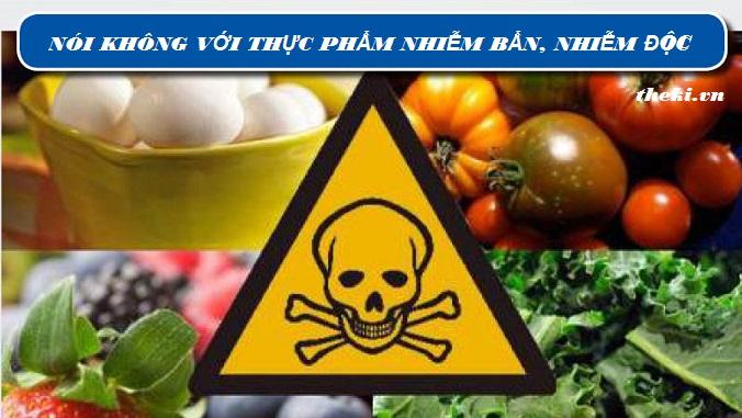 Bài văn nghị luận xã hội về thực phẩm bẩn hiện nay số 5