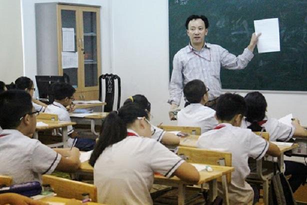 Bài văn tả thầy giáo số 3