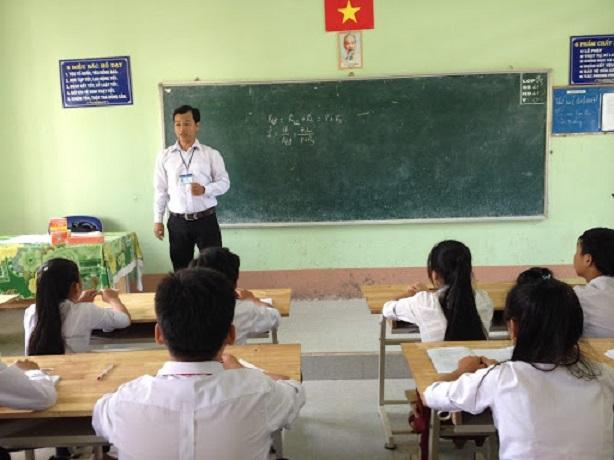 Bài văn tả thầy giáo số 5