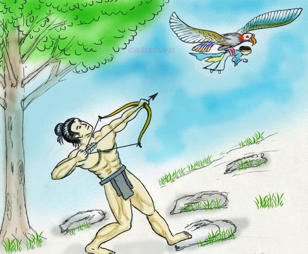 Bài văn miêu tả dũng sĩ Thạch Sanh số 1