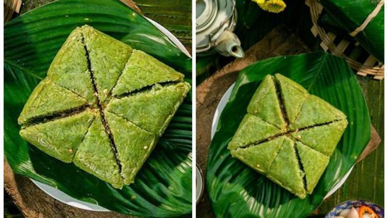 Bài văn thuyết minh về món bánh mang bản sắc văn hóa dân tộc - Bánh Chưng