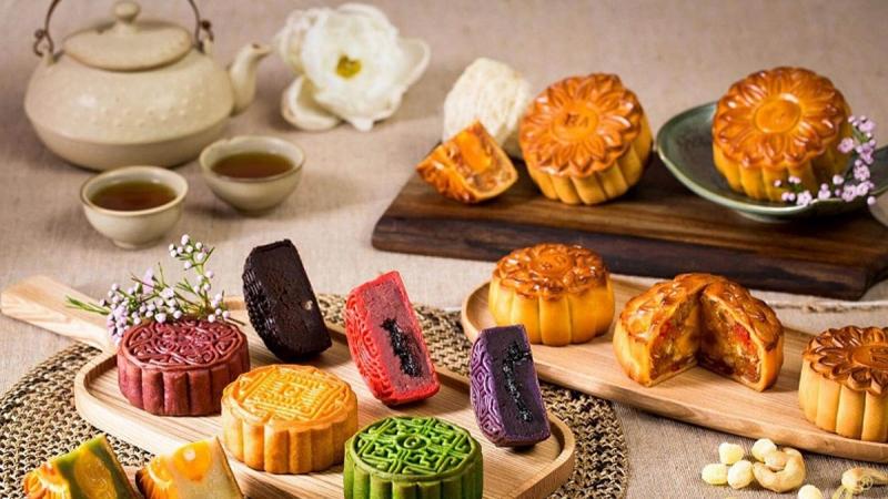 Bài văn thuyết minh về món bánh mang bản sắc văn hóa dân tộc - Bánh Trung Thu