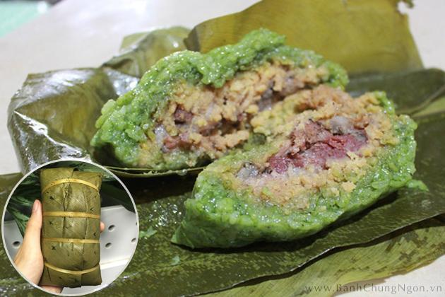 Bài văn thuyết minh về món bánh mang bản sắc văn hóa dân tộc - Bánh chưng gù Hà Giang