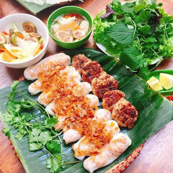Bài văn thuyết minh về món bánh mang bản sắc văn hóa dân tộc - Bánh cuốn Thanh Trì