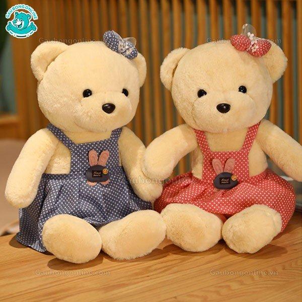 Bài văn thuyết minh về món đồ chơi tuổi thơ - Gấu bông