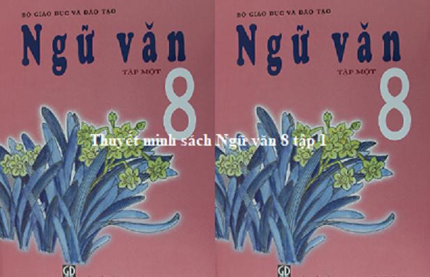 Bài văn thuyết minh về quyển sách giáo khoa Ngữ văn lớp 1 số 1